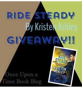 💙💙💙💙💙CONTEST TIME!!!!!!💙💙💙💙💙 I would like to gift one of you my favorite book of the year so far...  Enter to win a paperback of Kristen Ashley's newest book Ride Steady.   Once upon a time, Carissa Teodoro believed in happy endings. Money, marriage, motherhood: everything came easy---until she woke up to the ugly truth about her Prince Charming. Now a struggling, single mom and stranded by a flat tire, Carissa's pondering her mistakes when a vaguely familiar knight rides to her rescue on a ton of horsepower.  Climb on and hold tight . . .   In high school, Carson Steele was a bad boy loner who put Carissa on a pedestal where she stayed far beyond his reach. Today, he's the hard-bodied biker known only as Joker, and from the way Carissa's acting, it's clear she's falling fast. While catching her is irresistible, knowing what to do with her is a different story. A good girl like Carissa is the least likely fit with the Chaos Motorcycle Club. Too bad holding back is so damned hard. Now, as Joker's secrets are revealed and an outside threat endangers the club, Joker must decide whether to ride steady with Carissa---or ride away forever . . .  How to enter:  1. Like this page  2. Like this post  3. Tag all your friends  4. Share this post 🔹🔹Winner will be picked Sunday Aug. 2!!!🔹🔹 **Facebook is not responsible for this giveaway**